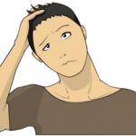 頭皮がべたついていてかゆい時、臭い時の対処法と食生活