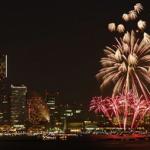 横浜開港祭 2016はマリンイベントが充実で花火も大人気