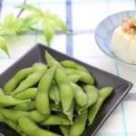 エダマメでダイエットが海外で人気 効用と美味しい茹で方