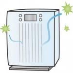 加湿空気清浄機が臭い ニオイの原因と対策