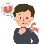 食後や喘息のような症状で喉や食道あたりが息苦しい原因とは?