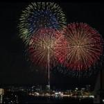 みなとこうべ海上花火大会2017を見るならオススメのホテルはここ!