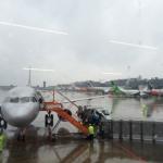 台風の影響で飛行機が欠航となる基準は?払い戻しはどうなるの?